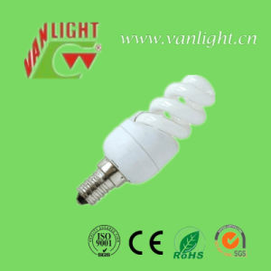 T2 Mini Full Spiral 9W CFL, Energy Saving Lamp pictures & photos