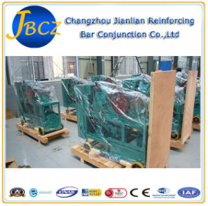 Construction Equipment Reinforcing Mechanical Splice Steel Rebar Rib Peeling Thread Machinery pictures & photos
