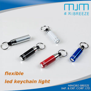 Strong Light Mini LED Flashlight Keychain Torch Mini LED Torch pictures & photos