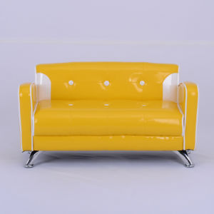Double Seat Living Room Kids Sofa Set/Children Furniture pictures & photos