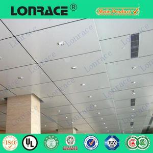 Acoustical Mineral Fiber Ceiling Tiles Prices pictures & photos