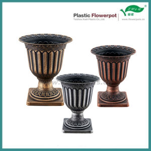 Plastic Combination Flower Pot (KD2951S-KD2955S) pictures & photos