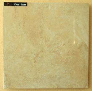 600X600 Polished Floor Tile Porcelain Material Marble Design