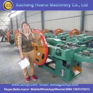 Nailery Auto Nail Making Line Wire Nail Forming/Making Machine pictures & photos