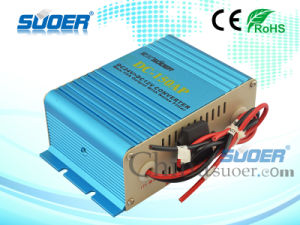 Suoer 10A DC 24V to 12V Car Power Converter (DC-150AP) pictures & photos