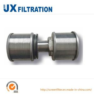 Ss304 Stainless Water Treatment Strainer Cap pictures & photos