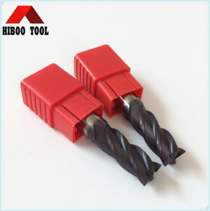 Hot Sale HRC55 Tungsten Carbide Flat Milling Cutter pictures & photos