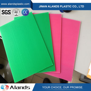 Corrugated Plastic Sheet for Floor Covering and Protection pictures & photos