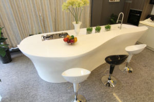 Wholesale Artistic Solid Surface Countertops pictures & photos