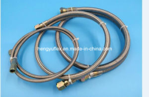 PTFE Teflon Hose with Stainless Steel 304/316 Braided SAE 100 R14 pictures & photos