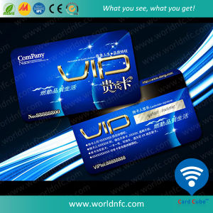 Preprinted Contactless RFID Magnetic Membership Smart Card pictures & photos