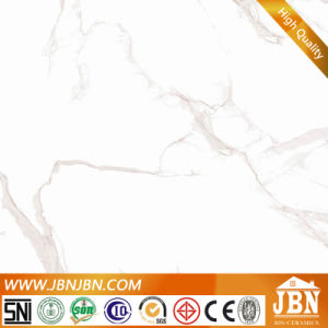 Super White Microcrystal Stone Luxury Flooring Tile (JW6200) pictures & photos