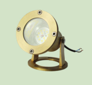 Solid Brass LED Garden Spot Light for Sale pictures & photos
