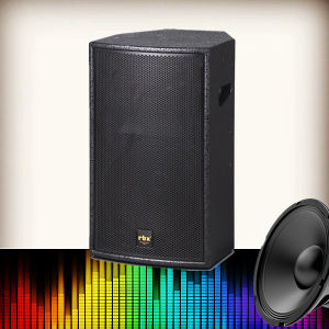 "C5215 15"" Two-Way Full Range Audio DJ Mixer"