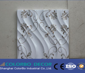 Indoor 3D Wave Wall Decorative Panels pictures & photos