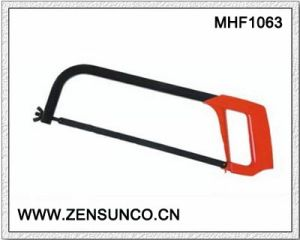 Hacksaw Frame High Quality Square Tubular with Zinc Handle pictures & photos
