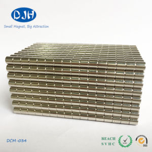 Wholesale Small Size Rare Earth Permanent Magnetic NdFeB Magnets pictures & photos