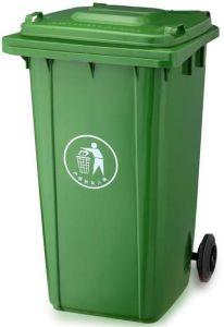 240 Liter EL Contenedor De Basura De Plastic Plastic Bin pictures & photos