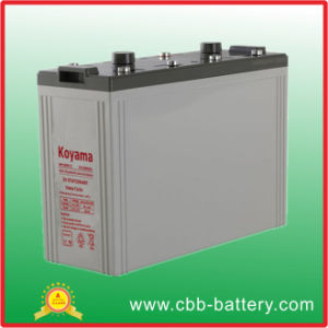 1000ah 2V Stationary Lead Acid Battery for Electric Power Equipment pictures & photos