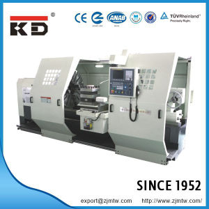 Heavy Duty CNC Lathe Model Ck61125c/8000 pictures & photos