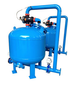 Industrial Recycling Silica Sand Filter Water Filtration System pictures & photos