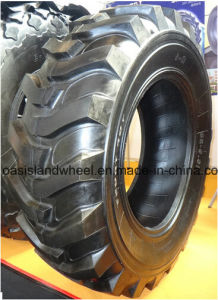 Industrial Tyre 17.5L-24 for Backhoe Loader pictures & photos
