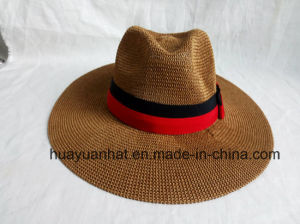 100% Paper with Colorful Bowknot Leisure Style Safari Hats pictures & photos