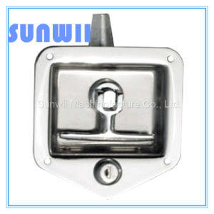 Paddle Handle Latch Lock for Tool Box (31) pictures & photos