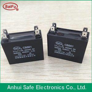 Metalized Polypropylene Film Water Pump Capacitor Cbb61 Capacitor pictures & photos