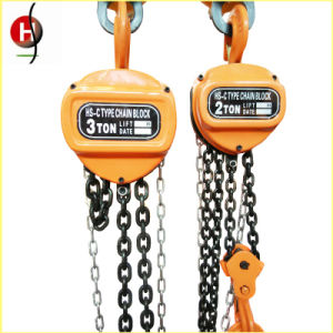 Hsc Type Manual Chain Block pictures & photos