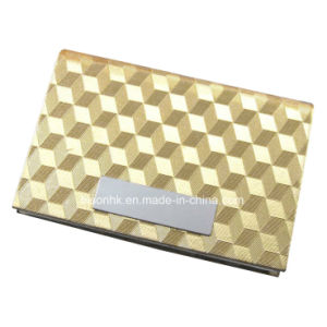 Personality Design Business Card Holder, OEM Logo Visiting Card Holder pictures & photos