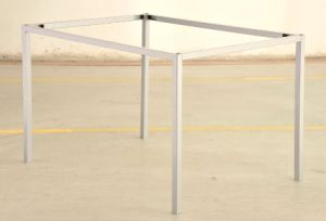 Powder Coating Table Leg Office Table Leg Furniture Components Table Leg 1001