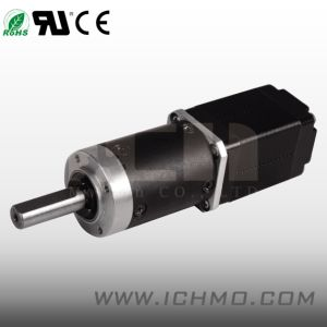 Hybrid Stepper Planetary Gear Motor (HP201-1) with Gearbox pictures & photos