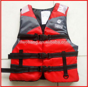 Ce Approved Leisure Foam Life Jacket Vest for Yachat and Boat pictures & photos