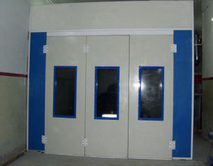 Economic Car Spray Booth Paint Booth for Sale pictures & photos