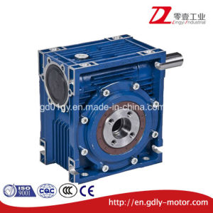 Aluminum Alloy Nrv Industrial Speed Worm Gearbox pictures & photos