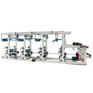 Rotogravure Printing Machine for Plastic Film