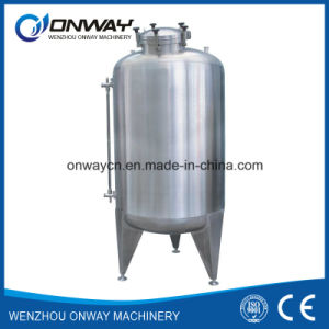 Shs Alcohol Juice Milk Oil Stainless Steel Wine Tank pictures & photos