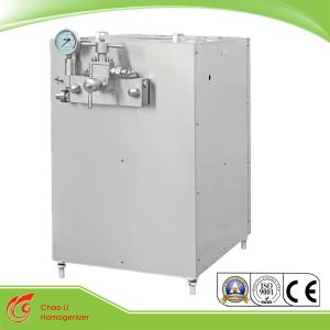 500L/H Cheese Stainless Manual Operated Homogenizer (GJB500-25) pictures & photos