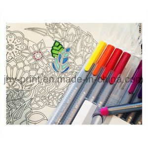 Child /Adult Painting Coloring Book Printing Service (jhy-340)