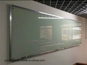 5mm 6mm Tempered Whiteboard Glass pictures & photos