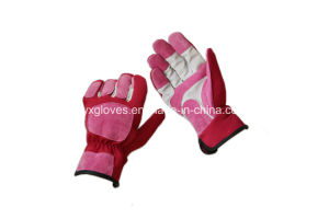 Leather Glove-Industrial Glove-Safety Glove-Work Glove-Gloves-Cheap Glove pictures & photos