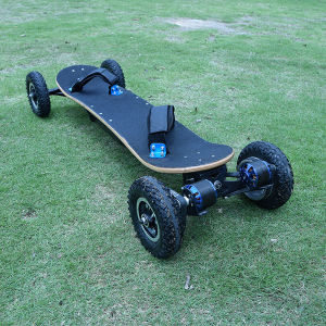 2016 Smart Four Wheels Self-Balancing Electric Skateboard pictures & photos