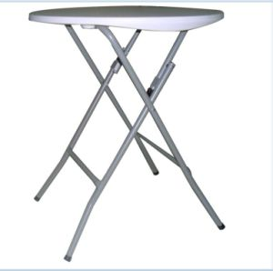 61cm Plastic Folding Round Table, Bar Table pictures & photos