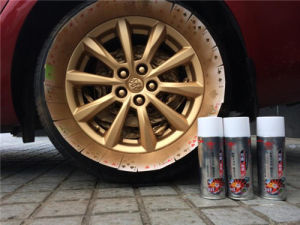 High Quality Rubber Paint for Cars pictures & photos