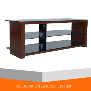 MDF Glass TV Table/ TV Stand / TV Rack pictures & photos