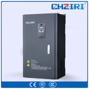 Chziri Frequency Inverter (ZVF9V-G0900T4M) 90kw (125HP) pictures & photos