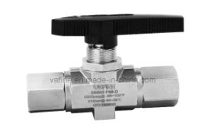 High Performance Cast / Forged Body Ball Valves pictures & photos