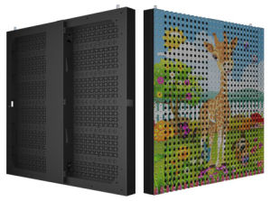 Chipshow AG32 IP65 DIP Full Color Outdoor LED Display Module pictures & photos