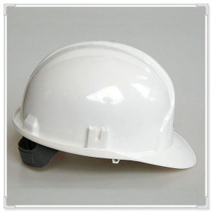 Ce En397 ANSI ABS/PE Protective Safety Hard Hat Ratcheting Adjustment Safety Helmets pictures & photos